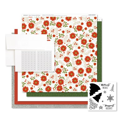 Workshops Your Way® Merriest Wishes Cardmaking Kit Item Number: G1141