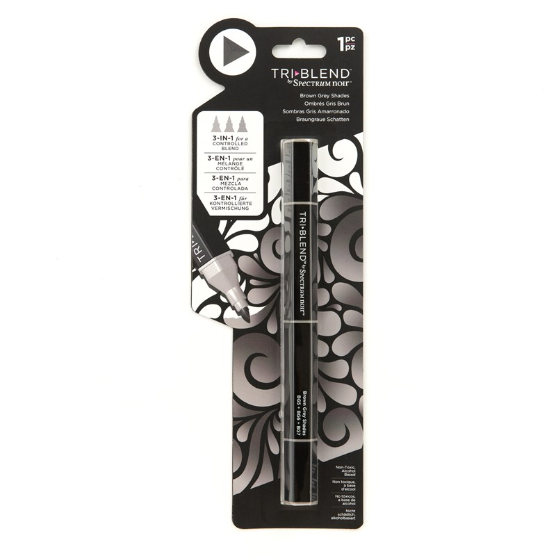 Brown Grey Shades TriBlend™ Marker