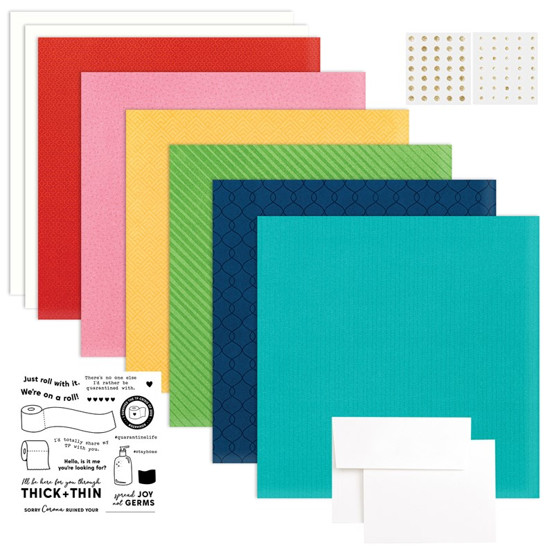 National Scrapbooking Day Cardmaking Bundle 1