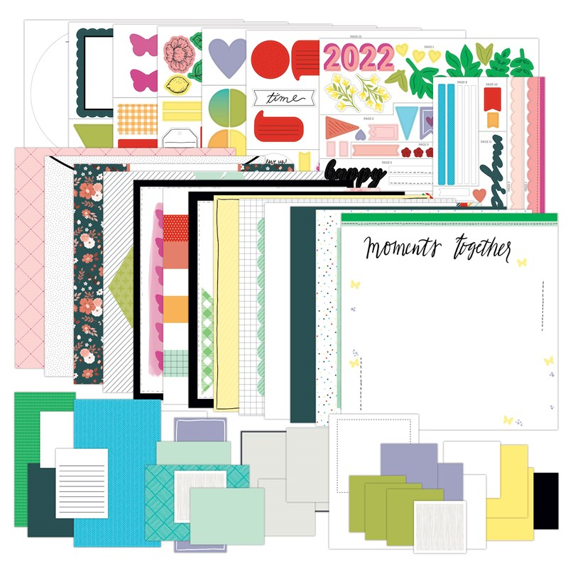Remember Today Cut Above® Layout Kit