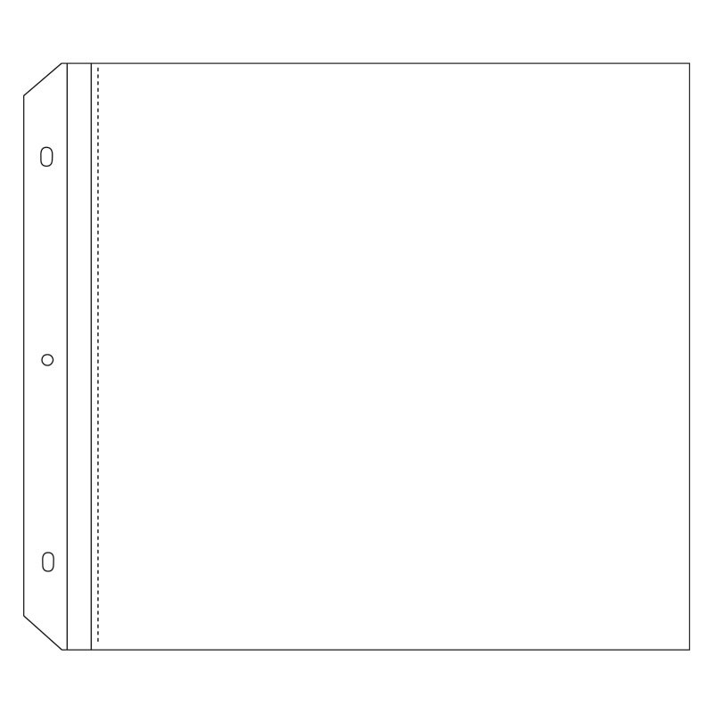 "Side-load 12"" × 12"" Memory Protectors™ Value Pack"