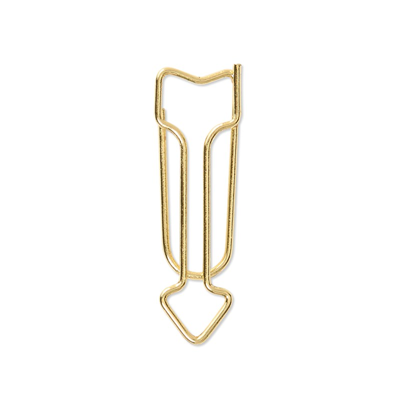 Gold Arrow Clips