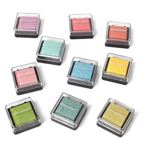 Whimsy Exclusive Inks™ Mini Pigment Pad Set (Z2504)