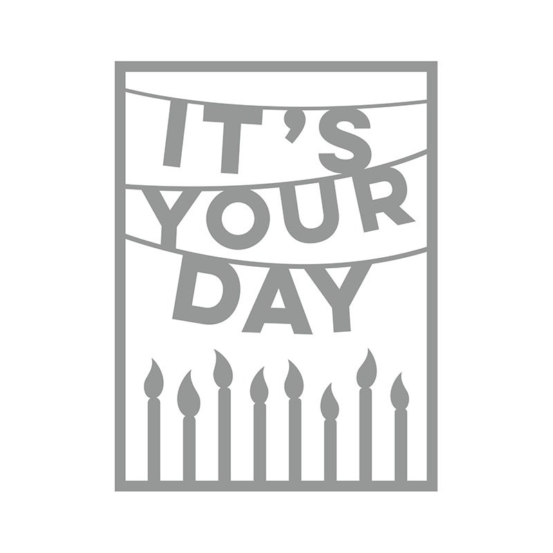 Thin Cuts—It's Your Day