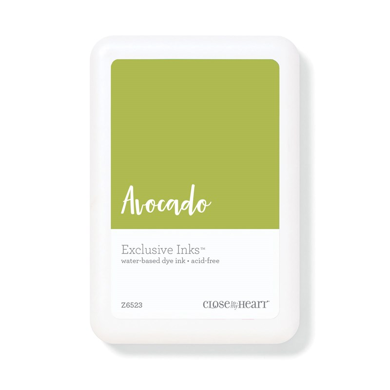 Avocado Exclusive Inks™ Stamp Pad