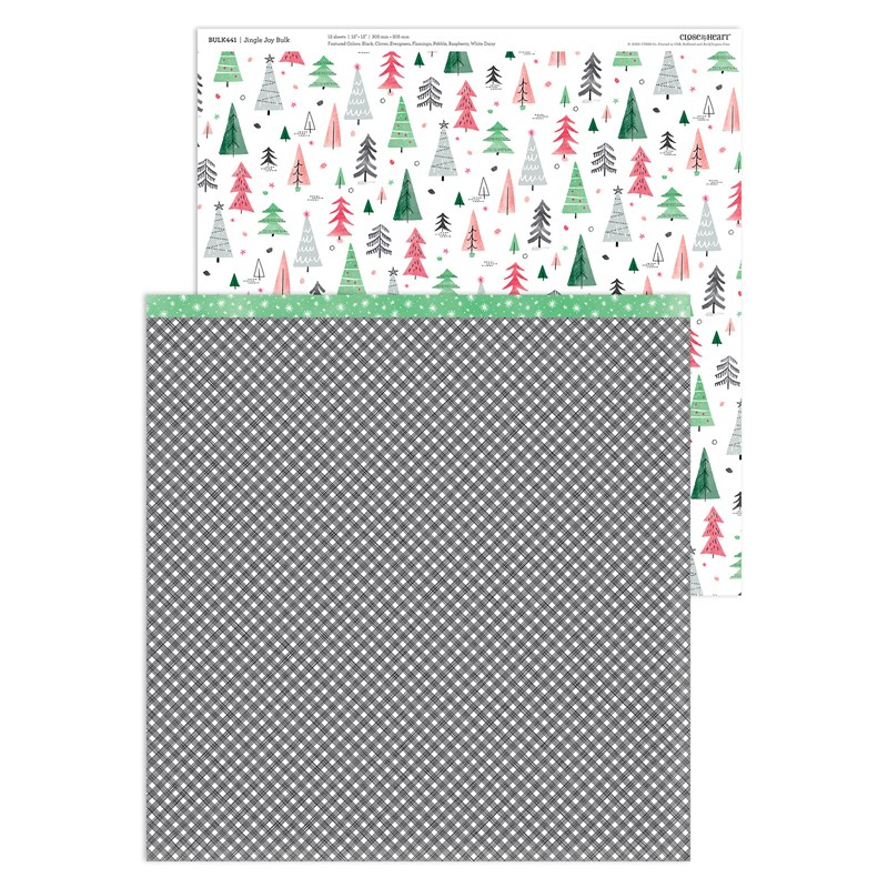 Jingle Joy Bulk Paper Packet