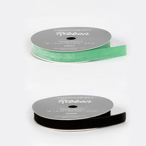 Velvet Ribbon Bundle (CC52023)