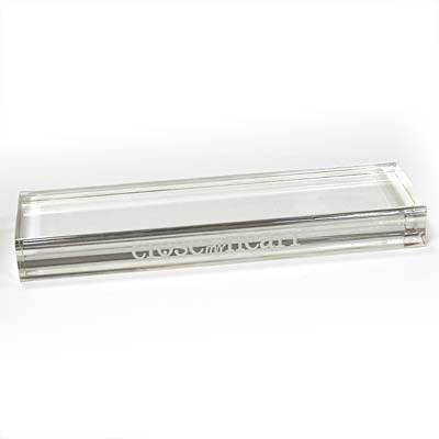 """2"""" × 6 1/2"""" My Acrylix® Block (Y1010)"""