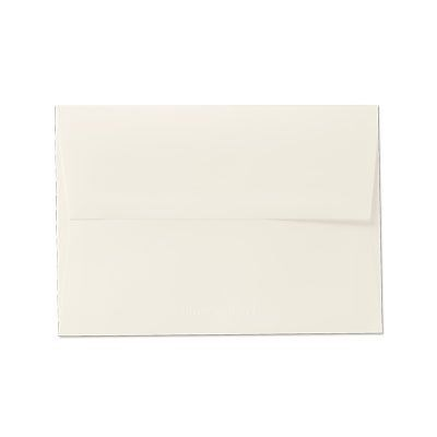 "5"" × 7"" Colonial White Envelopes (Z1758)"