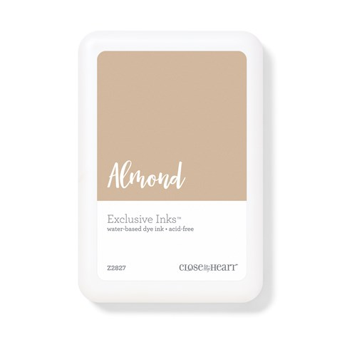 Almond Exclusive Inks™ Stamp Pad (Z2827)
