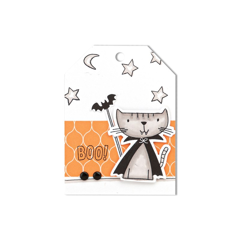 Spooktacular Workshop Kit with Stamp + Thin Cuts
