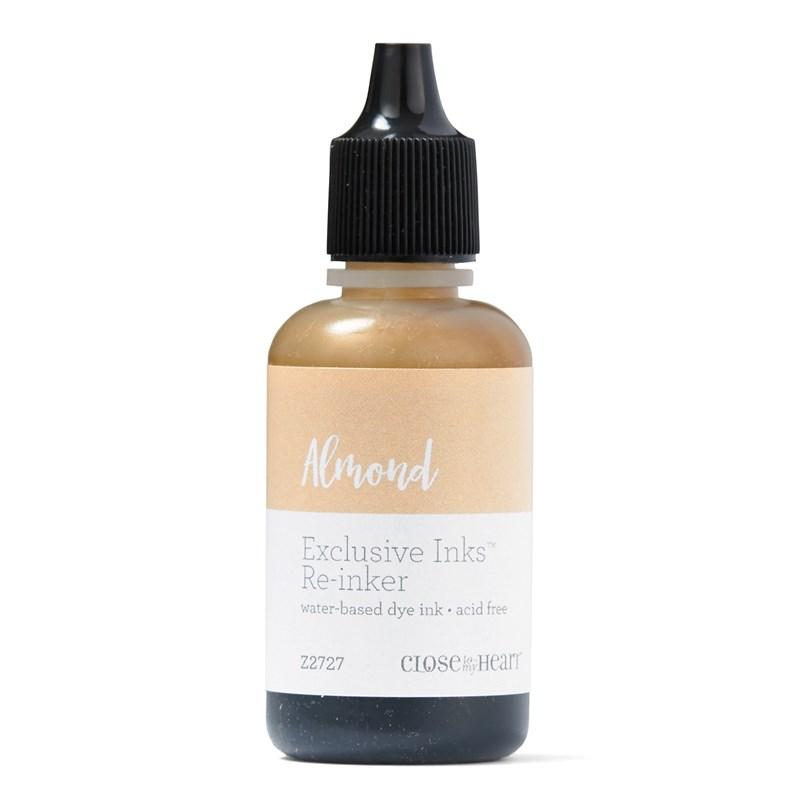 Almond Re-inker