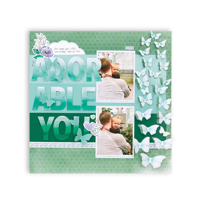 Every Little Thing Scrapbooking Workshop Kit