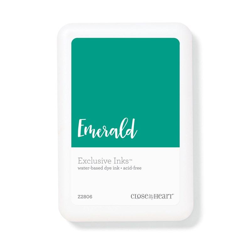 Emerald Exclusive Inks™ Stamp Pad