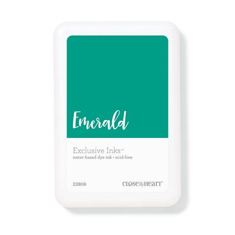 Emerald Exclusive Inks™ Stamp Pad (Z2806)