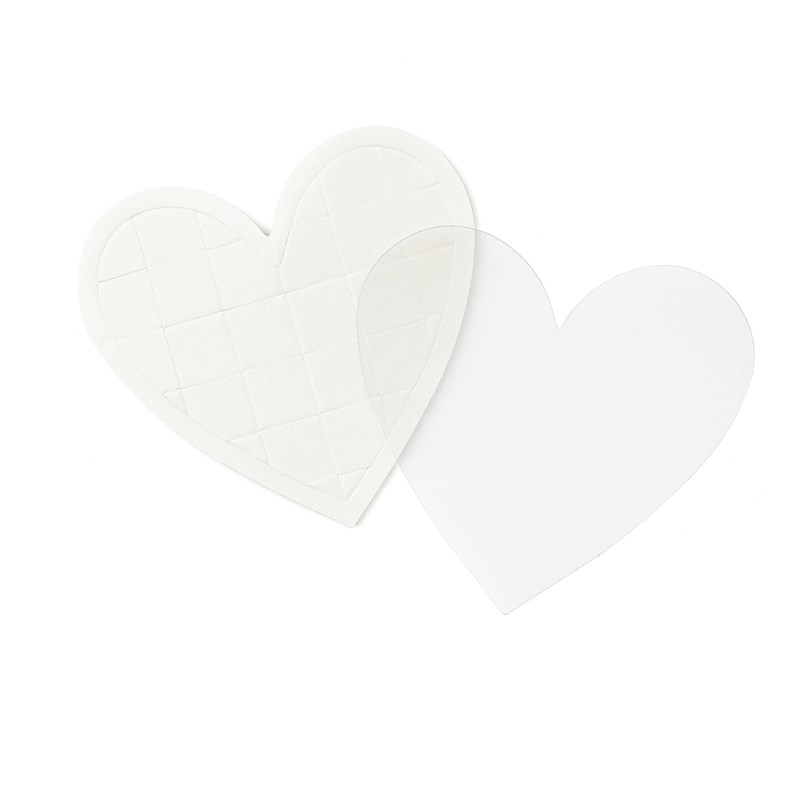 Heart Shaker Window Foam + Acetate