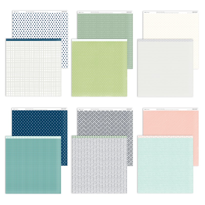 Mix Ins - Aurora - from the CTMH May / June new product book