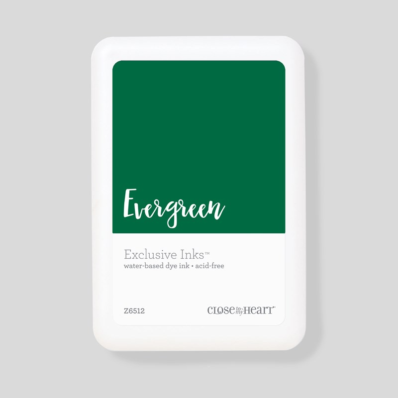 Evergreen Exclusive Inks™ Stamp Pad