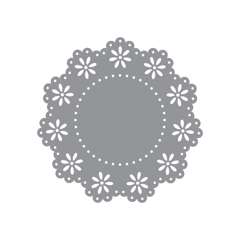 Doily Thin Cuts