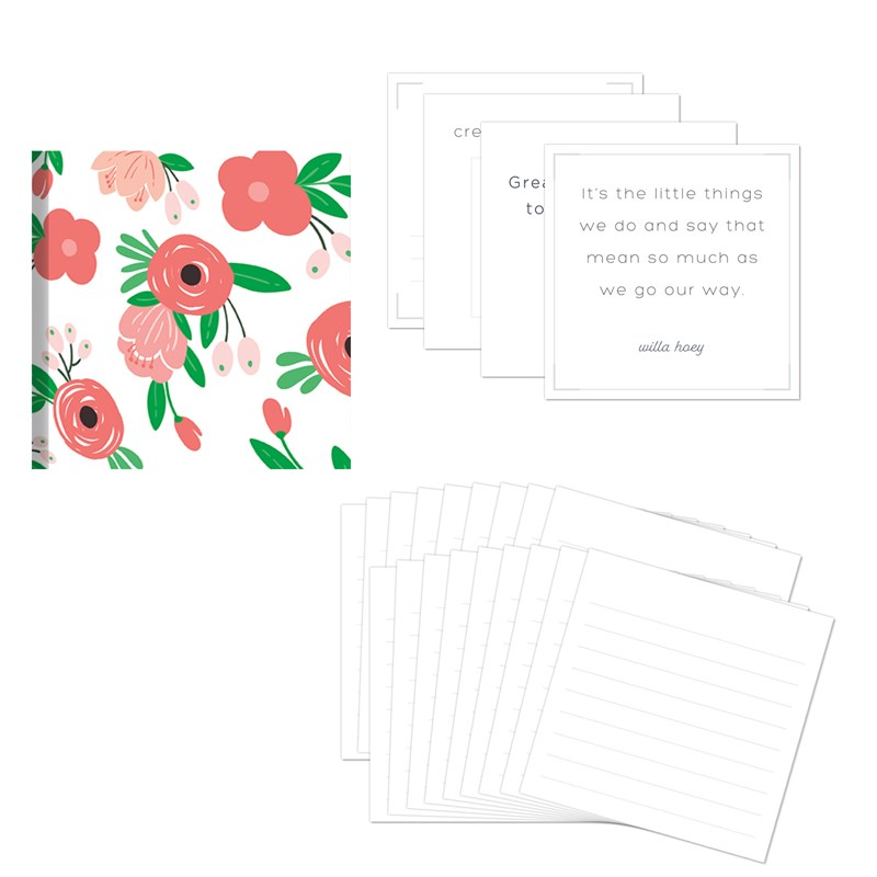 Story by Stacy™ Story Starter Workshop Kit—Floral