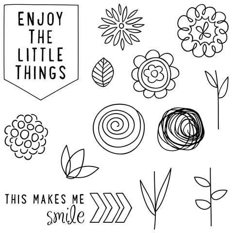 Enjoy the Little Things (B1451)