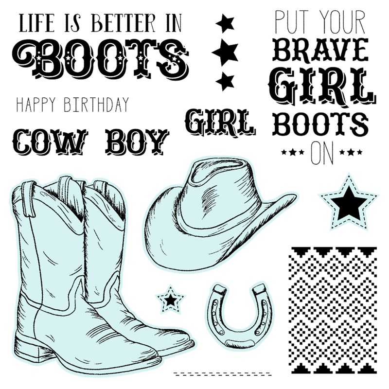 Life in Boots