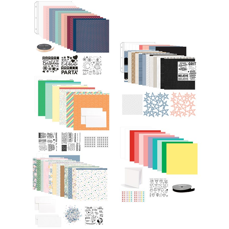 National Scrapbooking Day Celebration Bundle