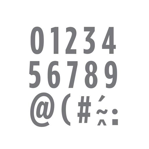 Block Number Thin Cuts (Z4159)