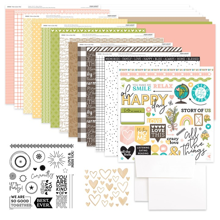 VIP We Are Good Together Workshop Kit (VIP102)