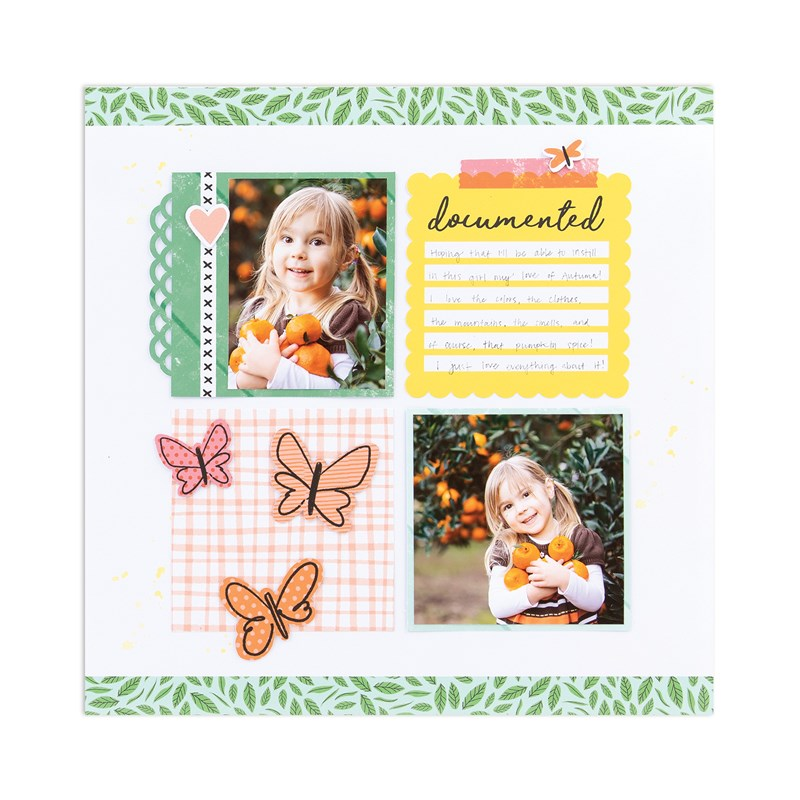 Reasons to Smile Cut Above® Layout Kit