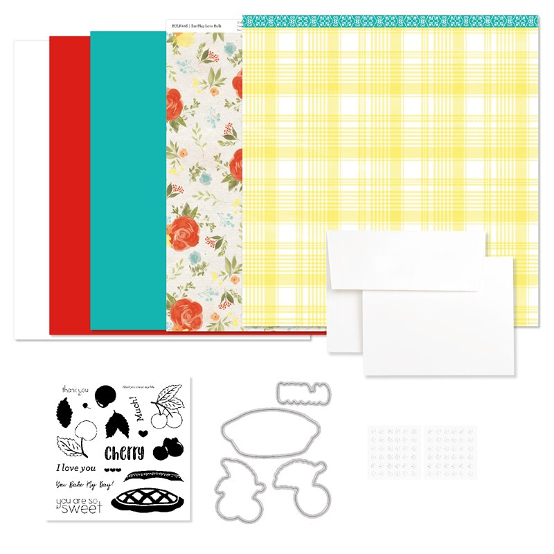 Eat Play Love Cardmaking Workshop Kit