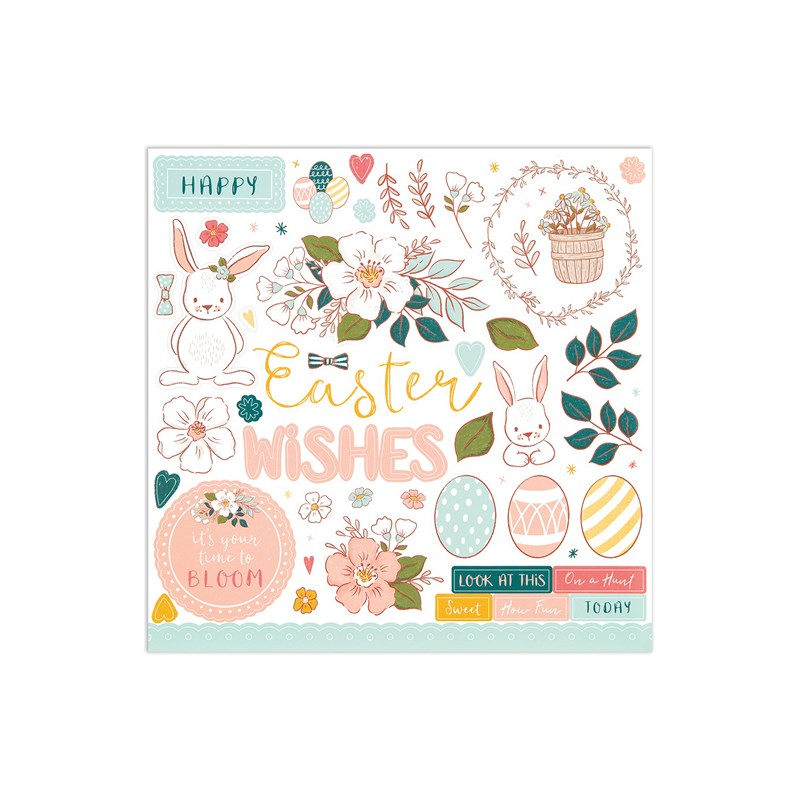 Daisy Meadows Paper Packet + Sticker Sheet