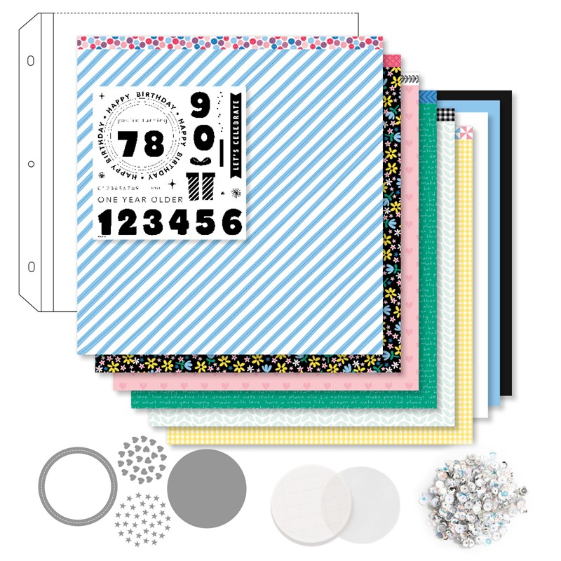 Craft On Deluxe Scrapbooking Workshop Kit