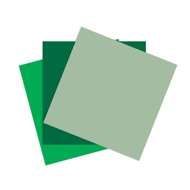 Green Cardstock Bundle (CC32110)