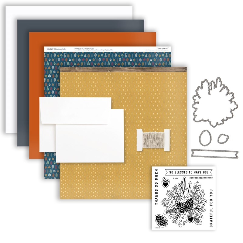 Hawthorn Cardmaking Workshop Kit