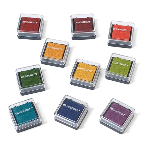 Enchantment Exclusive Inks™ Mini Pigment Pad Set (Z2505)