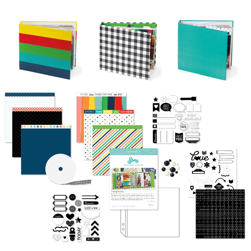 Story by Stacy™ Short Story Workshop Kit Bundle