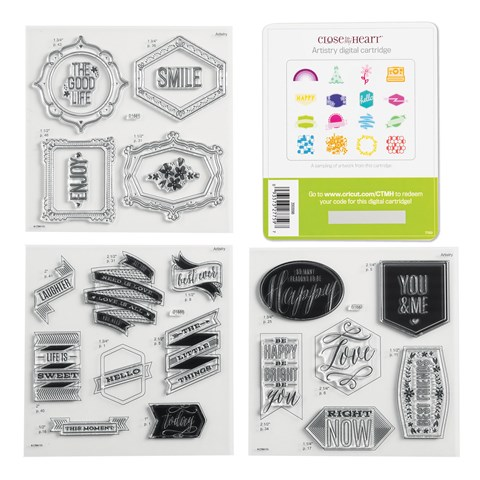 Cricut® Artistry Digital Collection (Z3500)