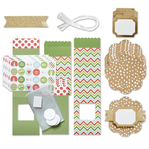 Christmas Gift & Tag Kit Bundle (CC1331)