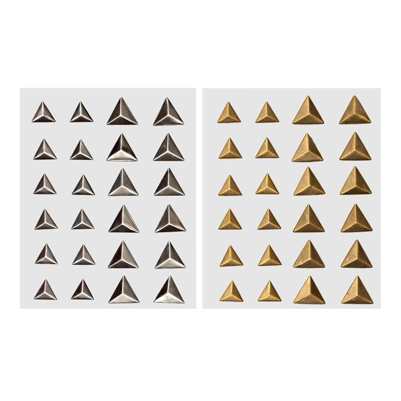 Durables Triangle Studs