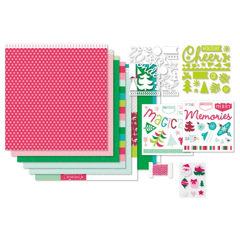 Workshops Your Way® Oh What Fun Scrapbooking Kit (G1162)