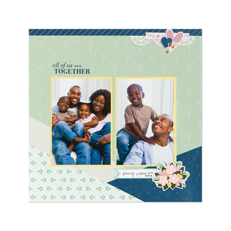 True Love Deluxe Scrapbooking Workshop Kit