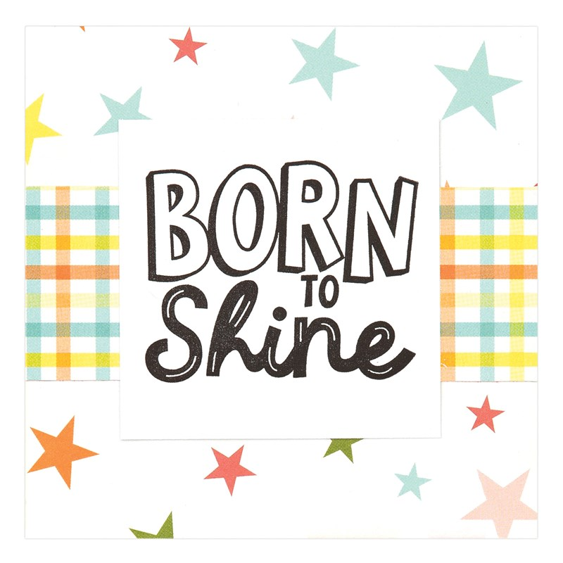Born to Shine Album Kit
