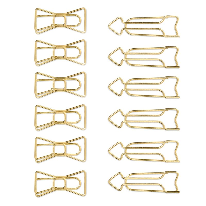 Gold Clips Bundle