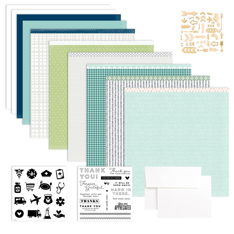 National Scrapbooking Day Cardmaking Bundle 2