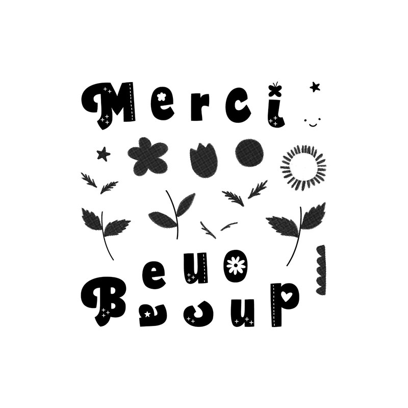 Merci Beaucoup (French)