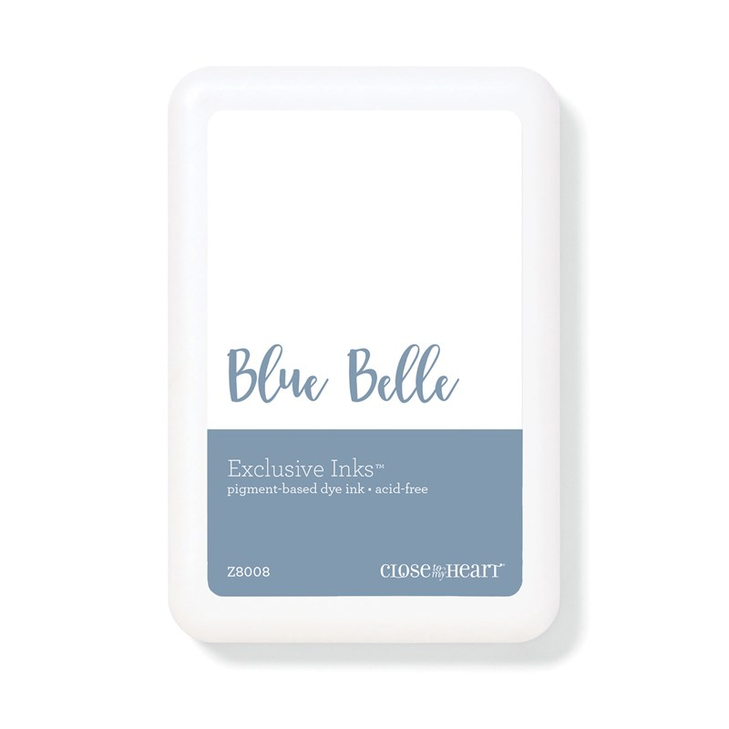 Blue Belle Exclusive Inks™ Pigment Pad