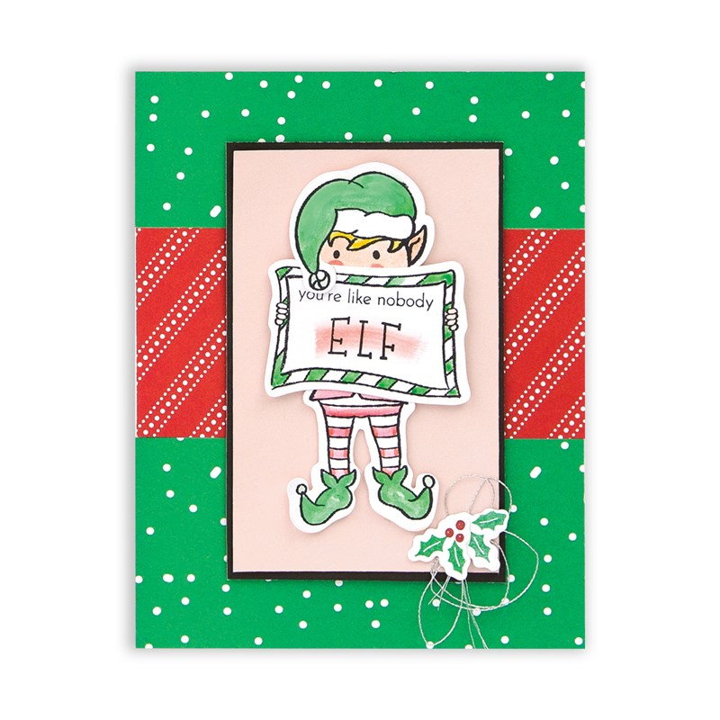 Holly Jolly Cardmaking Workshop Kit
