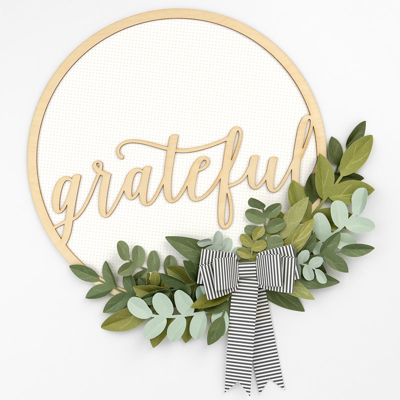 Grateful Wreath Kit
