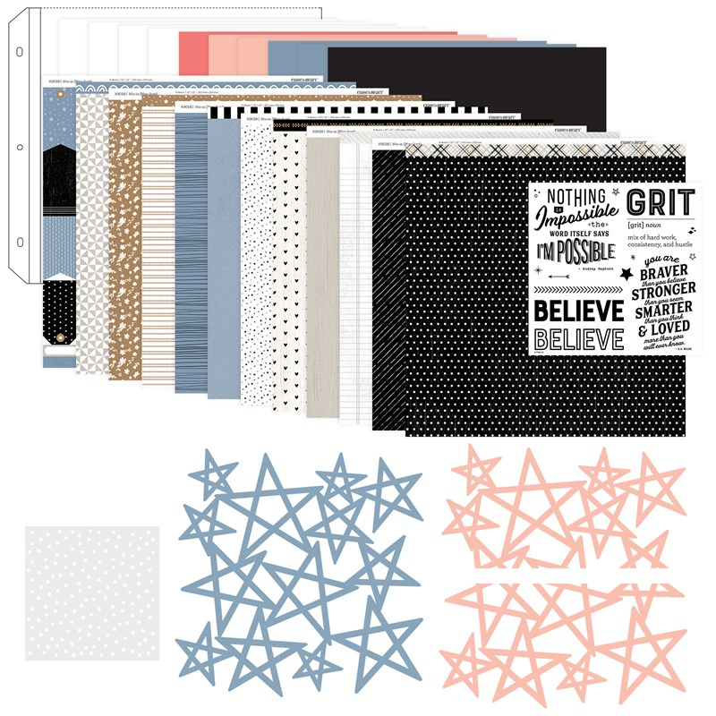 More Than You'll Ever Know Scrapbooking Workshop Kit